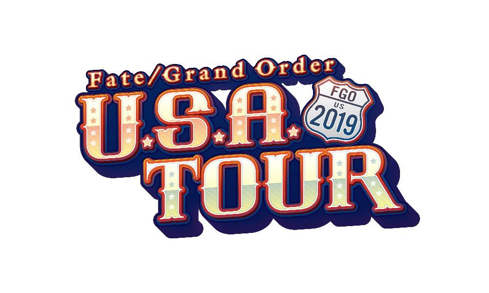 【FGO】アメリカ国内でリアルイベント『Fate/Grand Order U.S.A. Tour 2019』を開催!←マリーの隣の子は誰なの??
