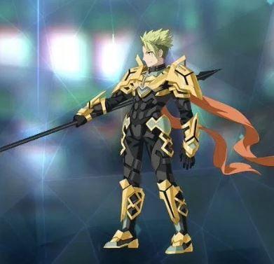 【FGO】アキレウスの黄金聖衣はもっと聖闘士星矢しても良かったと思う
