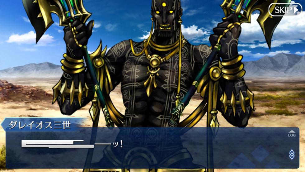 【FGO】もう一度喋れないバーサーカー出してパワー型のヤベェ奴感復活させて欲しい!